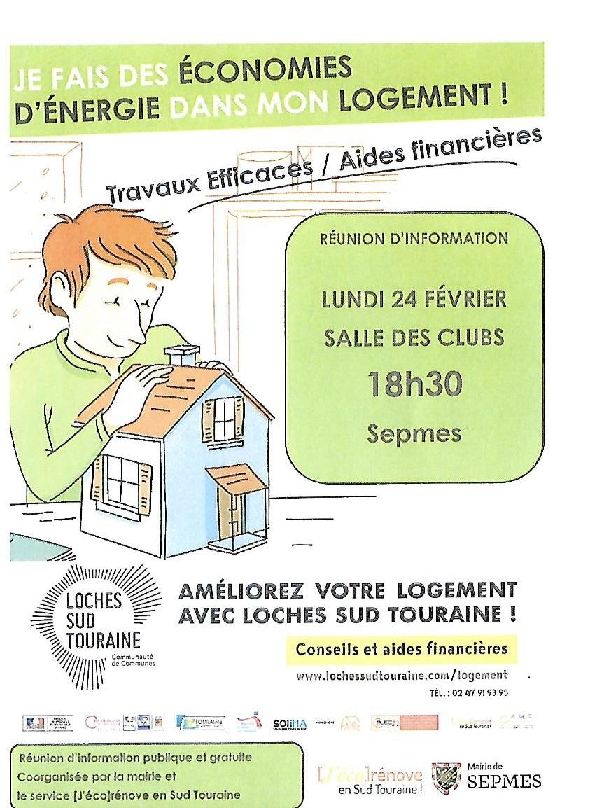 ECONOMIES ENERGIES LOGEMENT